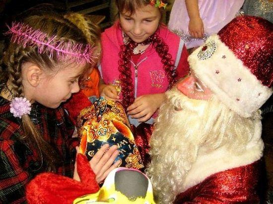 Деды Морозы от ИНК объявили о готовности исполнять детские желания