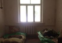 В столице Крыма греческая семья живет в нечеловеческих условиях