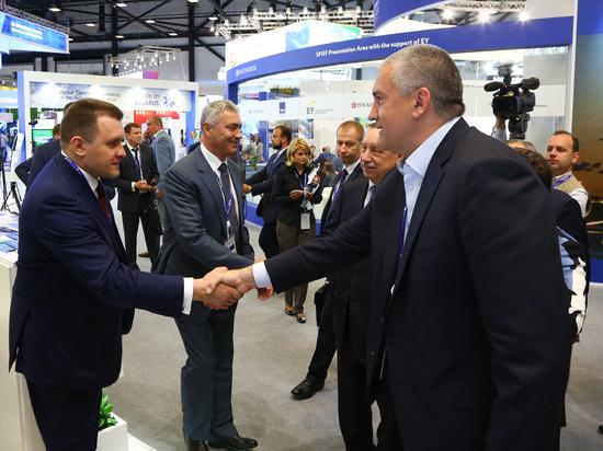 Участники ЯМЭФ направили в Крым более 4,5 млрд евро