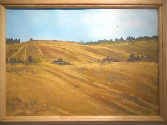 Кузбасские художники в поисках свободы и композиции