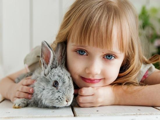 Домашние животные оказались полезны для здоровья детей в неожиданном отношении