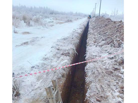 В январе в Гремячево построят водопровод