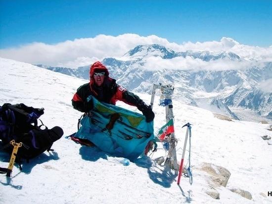 «Обычный альпинист» Сергей Бродский взошел на Хан-Тенгри четыре раза