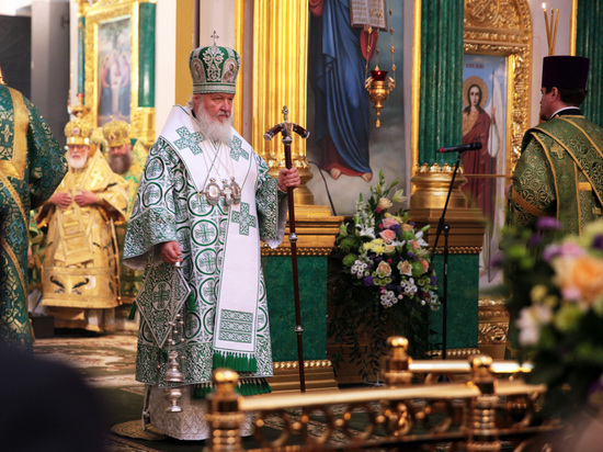 Куда ведет Россию патриарх Кирилл
