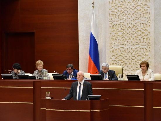 В Татарстане принят закон о платных парковках