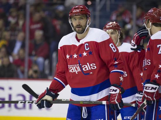 Овечкин и Кросби едва не подрались в матче НХЛ