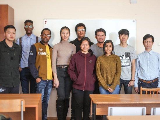Приключения иностранных студентов в Кузбассе