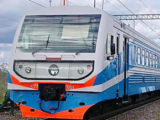 В Чувашии вновь меняется расписание пригородного поезда