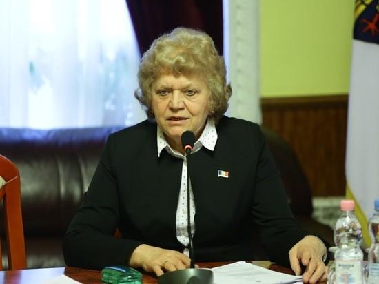 Евгения Чебан: «Решения мунсовета необходимо исполнять»