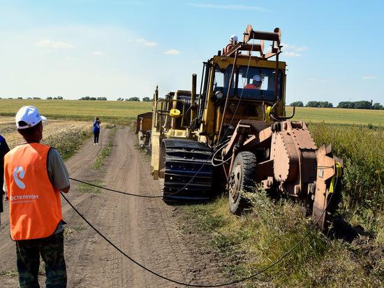 «Ростелеком» провёл интернет в два села Ярославской области