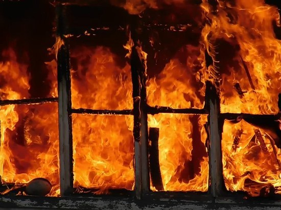 В Мордовском районе в огне погиб 88-летний пенсионер