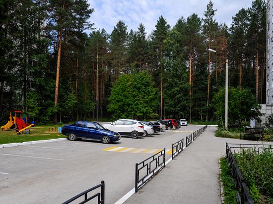 В Перми отремонтированы 280 дворов и обустроены 132 детские площадки