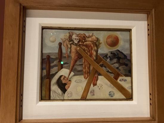 Выставка Фриды Кало и Диего Риверы открывается в Манеже