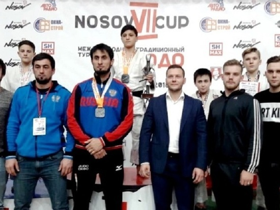 Тамбовчанин завоевал бронзовую медаль на Международном турнире по дзюдо