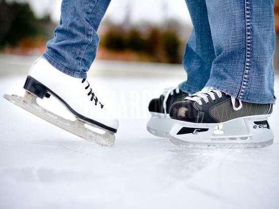 В Тамбове назвали места для массового катания на коньках