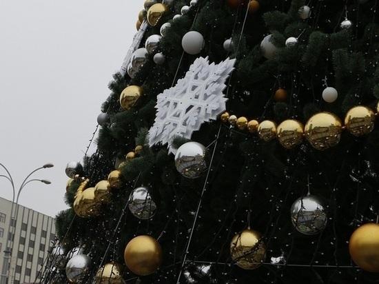 Завтра в Краснодаре начнется встреча Нового года