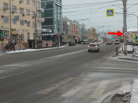 На улицах Чебоксар появились новые дорожные знаки