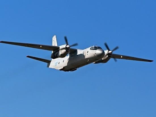 ВАфрике разбился Ан-26 сроссиянами: первые детали  катастрофы