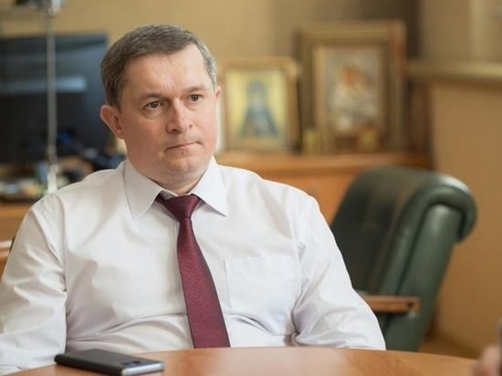 Глава города Смоленска отстранен от должности