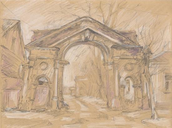 В Серпухове изначально было три монастыря