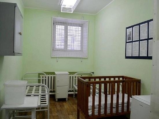 В мичуринском следственном изоляторе появилась камера для женщин с новорождёнными