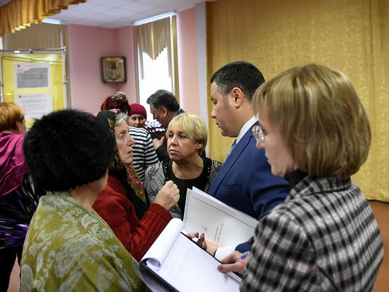 Игорь Руденя хочет переселить жителей аварийного «Морозовского городка» в новые дома