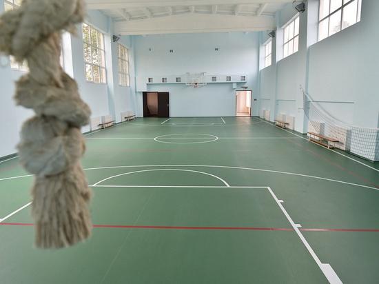 Новый спортзал начал работу в Ленинградском районе