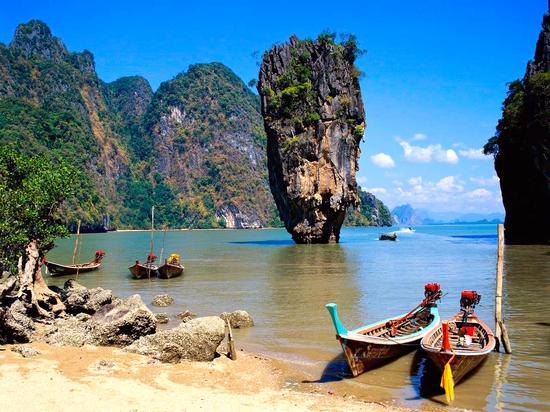 Камчатский должник пролетел над Таиландом