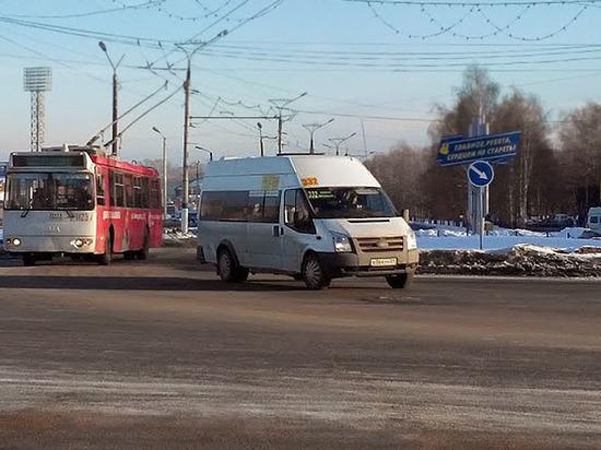 С 25 декабря исчезнет маршрут №332 «Чебоксары-Новочебоксарск»