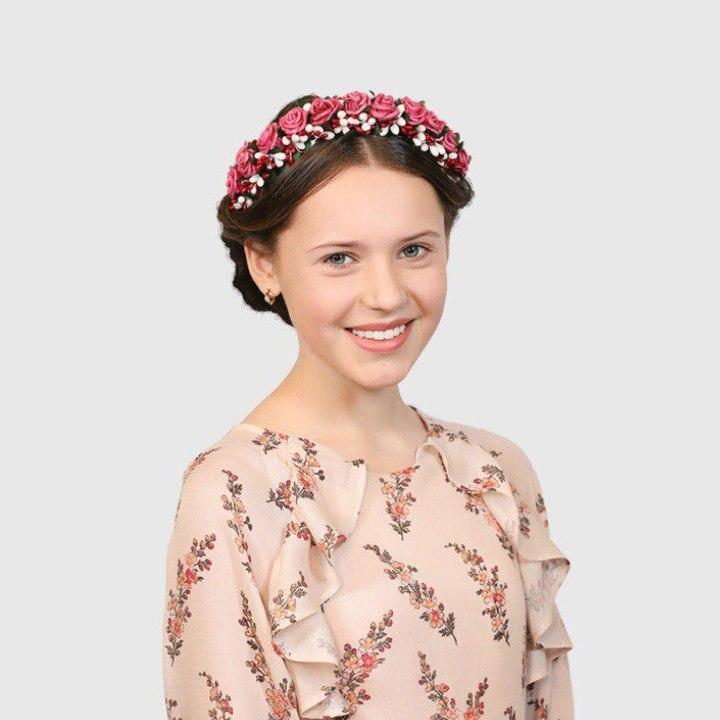Песня для Путина: «фарфоровая куколка» из Севастополя спела в Кремле