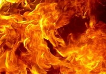 Ферму в Тверской области залило горящим мазутом - погиб мужчина