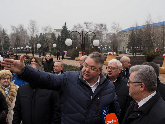 Ставропольский губернатор вступился за памятник революционеру