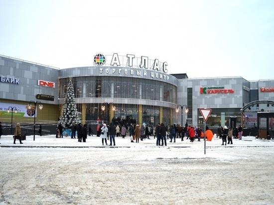 В Серпухове открылся новый современный торговый центр