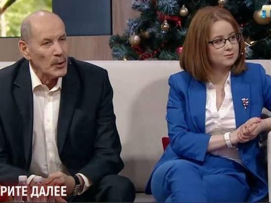 Ольга Бузова взяла интервью у челябинской пары Виктория Шиятая и Борис Розенберг
