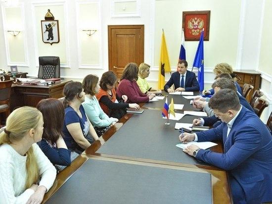 Многодетные семьи Ярославля пожалуются на мэрию Валентине Матвиенко
