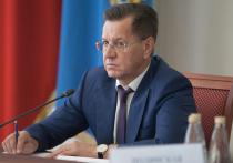 В Астрахани продают часы от губернатора Жилкина