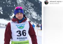 Первым же выстрелом в гонке преследования Александр Логинов промазал