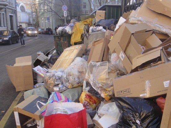 Мусорный бунт: один из операторов вывоза ТБО объявил забастовку