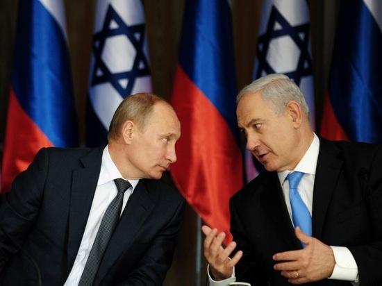 Премьер-министр Израиля оценил роль России на Ближнем Востоке