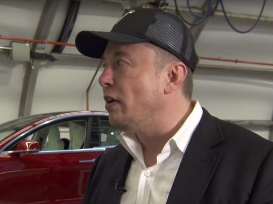 Илон Маск похвалил российский ракетный двигатель