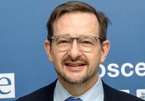 Генсек Организации по безопасности и сотрудничеству в Европе (ОБСЕ) Томас Гремингер опасается обострения конфликта между Россией и Украиной