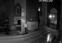 Полиция Орска задержала наркомана, ограбившего католический храм