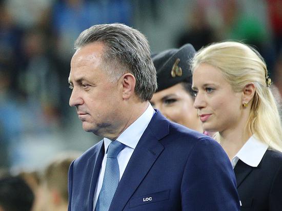 Мутко покинул должность председателя оргкомитета Универсиады-2019
