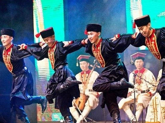 Калмыцким танцорам присвоены звания