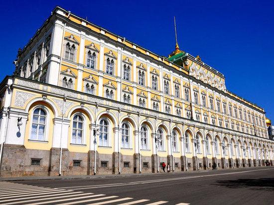 Дети из Бурятии споют в Кремлевском дворце
