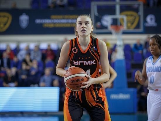 Восходящая звезда баскетбола раскрыла секрет успеха в финале Кубка России