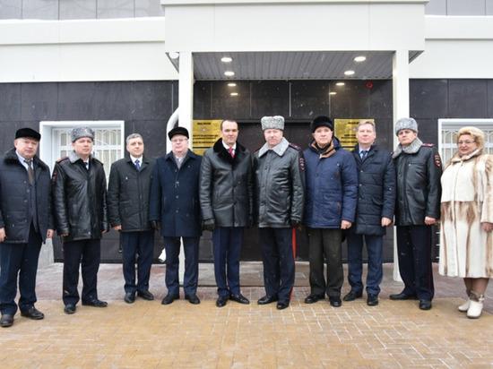 В Чебоксарах открылось новое здание Управления повопросам миграции