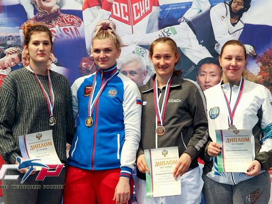 Кубанские атлеты завоевали 3 медали чемпионата России по тхэквондо