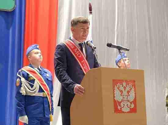 Сайгид Билалов официально вступил в должность главы Алапаевска