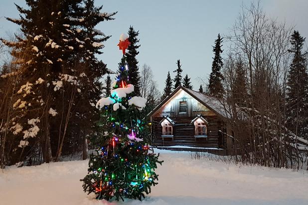 Обозреватель «МК» побывала в гостях у самого северного Деда Мороза
